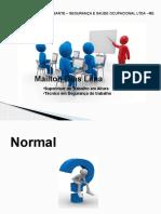 Slides de Trabalho Em Alturas