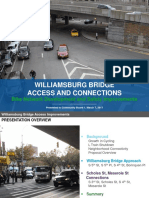 Williamsburg Bridge Bike Access Mar2017