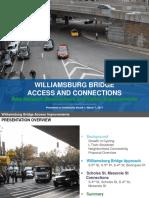 Williamsburg Bridge Bike Access Mar2017