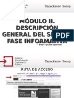 SECOP - 2 -Descripcion Sistema