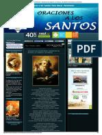 Oracion Para Prosperidad y Bendicion Del Negocio, El Trabajo, Las Ventas _ Oraciones a Los Santos