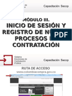 SECOP - 3 -Iniciar Sesion Ingresar Informacion