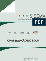 Apresentação_Conservação Do Solo