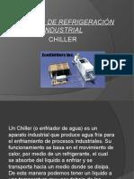 Sistemas de Refrigeracion Chiller