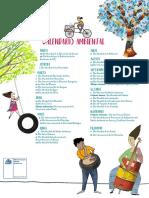 Calendario Ambiental Web 2017