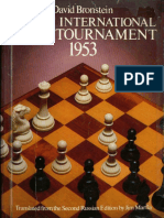 Zurich International Chess Tourn