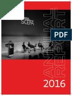 SCEPA 2016 Annual Report