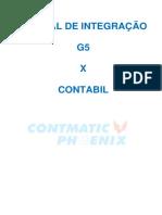 Integracao G5 X Contabil