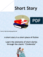 Elements of a Short Story With Cinderella Examples