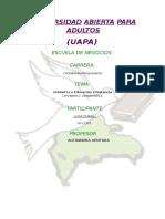 Educacion a Distancia - Unidad I La Educación a Distancia- Conceptos y Características