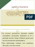 Aula 12-13-14 Terapia Cognitiva Narrativa (1)