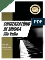 Portifolio - Conservatório de Música de Vila Velha