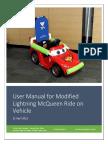 Power Wheels Redesign User Manual
