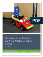 Power Wheels Redesign User Manual