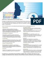 Perfil de La Comunidad de Aprendizaje Del BI