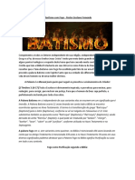 Batismo Com Fogo - Gustavo Fernando