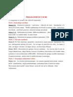 Hydraulique Maritime EHTP Programme 2013