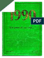 287460170 AAVV 1990 Un Anno Di Successi