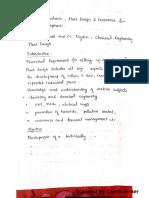 PE Notes