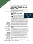 Métodos de Aplicação Da Simulação Computacional Em Edifícios Naturalmente Ventilados No Clima Quente e Úmido