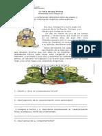 Guia de Lectura (La Tatarabuela Felicia)