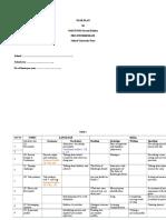 Solutions 2ed Pre-Intermediate - Letne Priprave