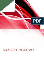 Ejemplo 36 - 2007 y 2010 - Valor Creativo (Recuperado)