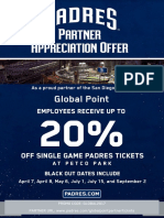 Partner Promo Code - Global Point