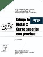 Dibujo Tecnico Metal 2