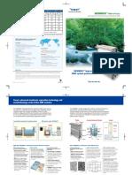 Serie TMR 140 Brochure
