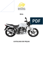 Manual Servicio Moto Dafra 150