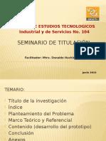 Seminario de Titulación (2)