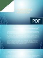 L' Agriculture Biologique