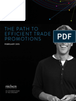 The Path to Efficient Trade Promotions Nielsen