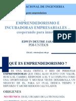 Emprendedorismo en UNTECS Edextre