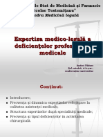 Deficient e Medical e
