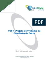 Tcc1 - Módulo III