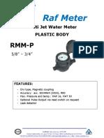 Raf Meter RMM P 5_12 Inch
