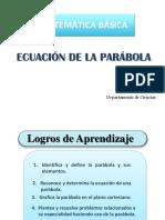 PPT 12_Ecuac de La Paráb