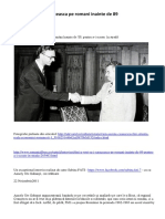 FMI a Vrut Sa II Saraceasca Pe Romani Inainte de 89