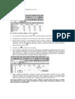 Exercicios de Excel