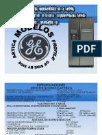 GE refrigeradores profile español.pdf