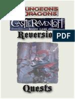 Castle Ravenloft Quests