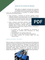 Procedimientos de Un Sistema de Cableado Estructurado