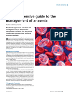 Comprehensive Guide to the Management of Anaemias