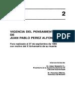 Pensamiento Pablo Perez El Excremento Del Diablo