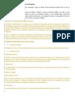 Ejemplo de Texto Informativo de Enciclopedia