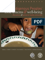 Indigenous People's Food Systems