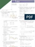 Matemática - Trigonometria - Lista de Exercícios - Funções Trigonométricas 2