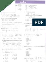 Matemática - Trigonometria - Lista de Exercícios - Relações entre Funções Trigonométricas